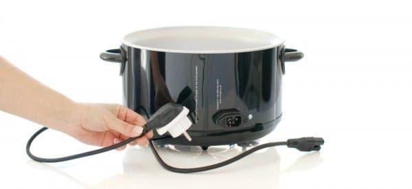 El enchufe de Crock-Pot puede ser español o británico dependiendo de donde lo compres