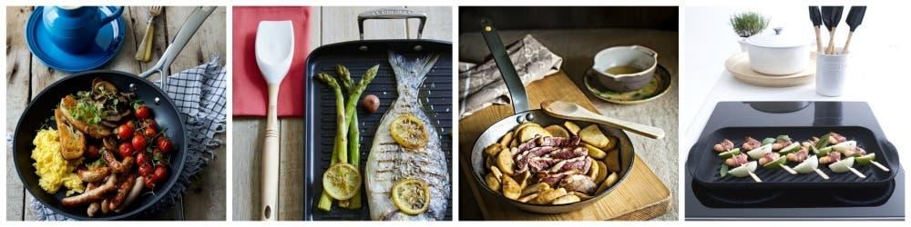 Menaje de cocina cocottes sartenes planchas velocidad for Menaje de cocina madrid