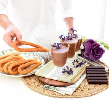Chocolate a la taza para todos