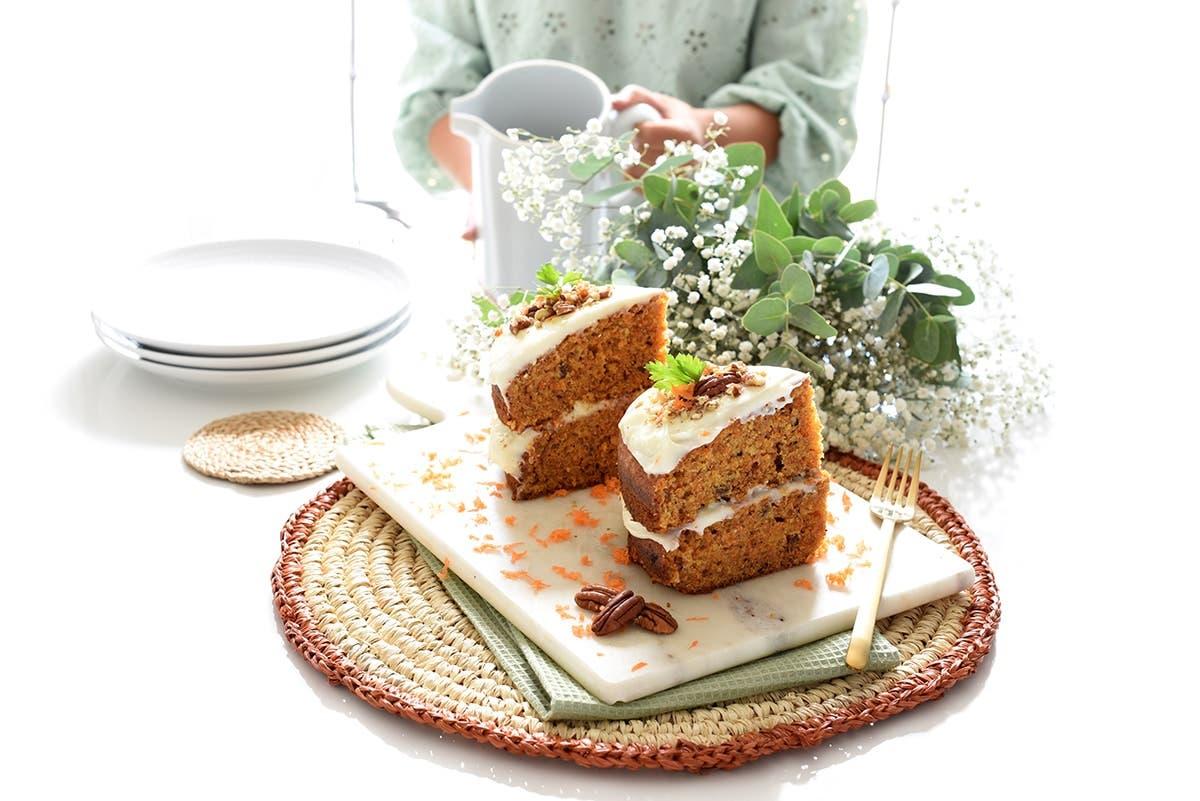 Carrot Cake La Mejor Tarta De Zanahoria Velocidad Cuchara Receta paso a paso con fotos de los ingredientes y de la elaboración. carrot cake la mejor tarta de zanahoria