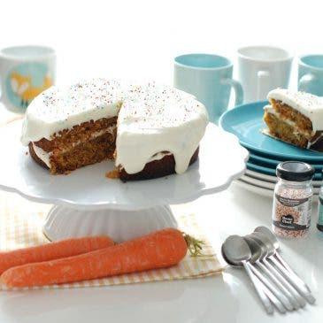 Carrot Cake, la mejor tarta de zanahoria