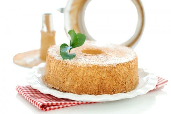 Así me ha quedado el Angel Food Cake en Thermomix ® Tm5