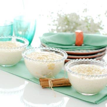 Arroz con leche de la Yaya Lucía