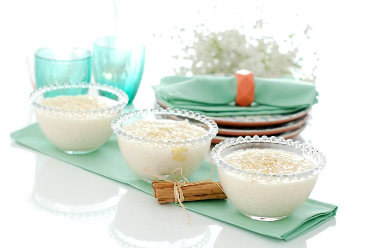 "Arroz con leche ""Yaya Lucía"""