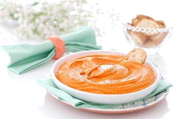 Hummus de Pimientos del piquillo