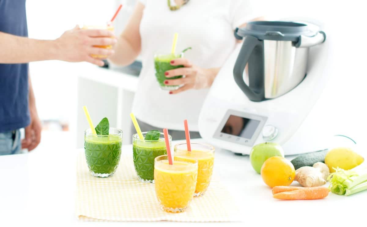 Dieta zumos detox casera