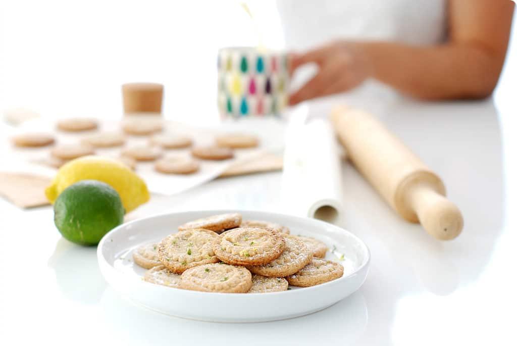 Galletas de mantequilla para niños