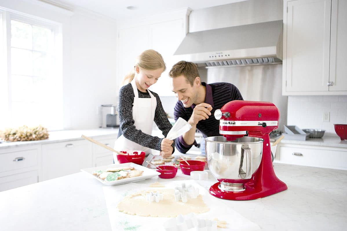 Llévate una KitchenAid® Artisan y celebra nuestro 2º aniversario con Claudia&Julia