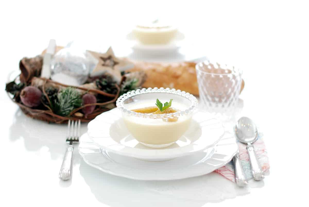Crema de ave al Jerez, con Thermomix®