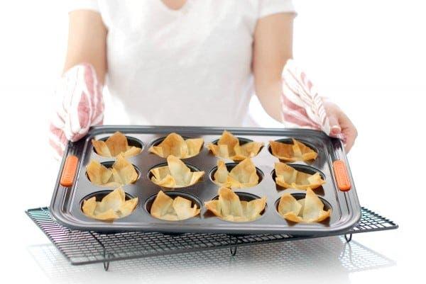 Cómo hacer tartaletas de masa Filo