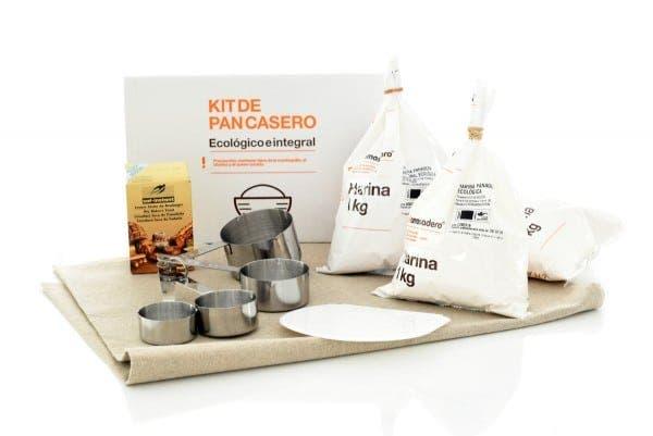"""""""Kit panarra"""" de El Amasadero"""