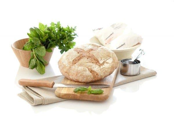 Pan integral El Amasadero