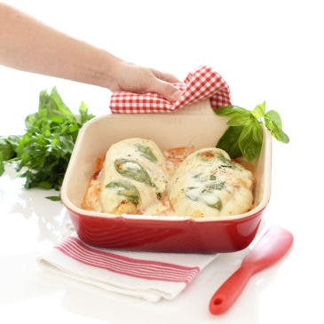 Pollo margarita al horno