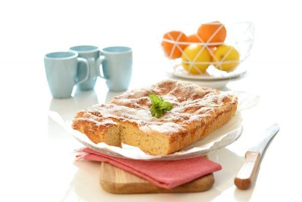 Pan nevado para tus desayunos Thermomix ®