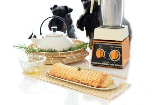 Tarta de queso Gallega con Thermomix®