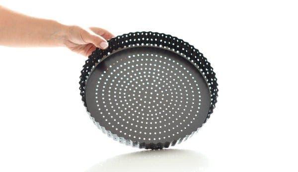 Molde para quiches agujereado, de 25 cm MasterClass®