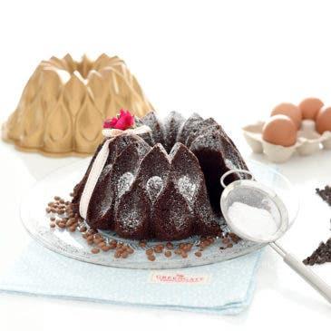 Muerte por chocolate bundt cake