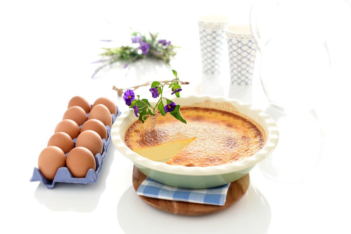 Pastel de arroz con Thermomix®