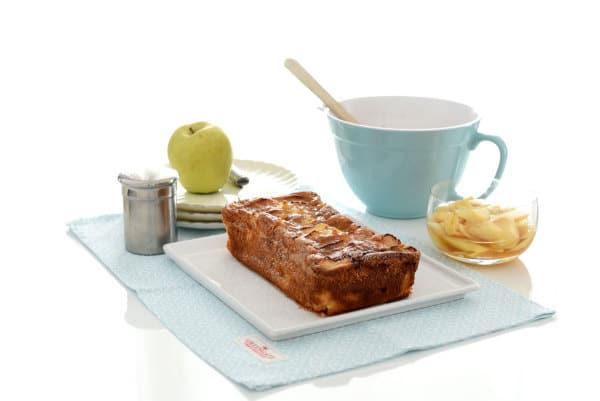 Tarta de manzana rústica, con Thermomix®