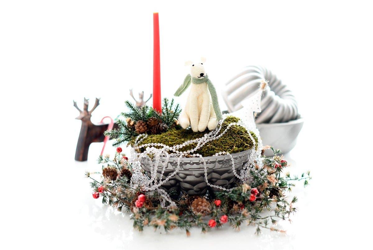 Ideas de decoración para Navidad   Velocidad Cuchara