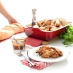 Alitas de pollo picantes, las Buffalo wings