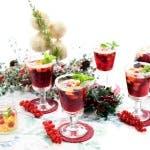 Sangría de Navidad, absolutamente deliciosa