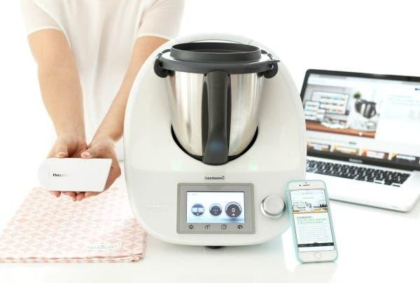 """El nuevo accesorio de Thermomix® se llama """"cook-key"""""""
