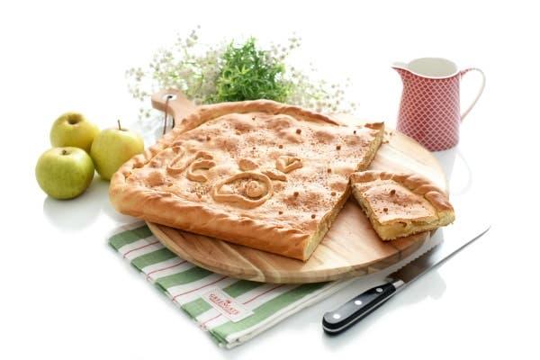 Empanada de manzana con Thermomix®