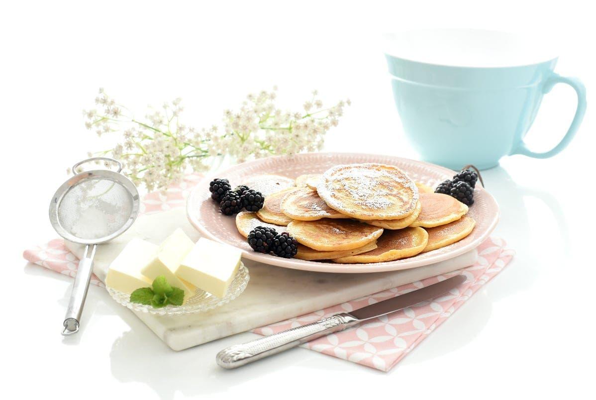 Tortitas holandesas para tus desayunos con Thermomix®