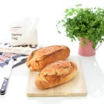 Pan de buttermilk con Thermomix®