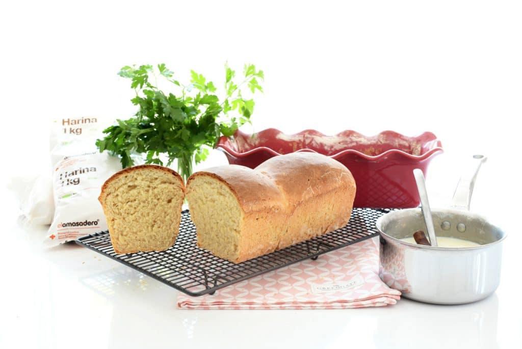 Pan para torrijas de Dan Lepard