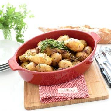 Patatas asadas en Crock-Pot® o tradicional
