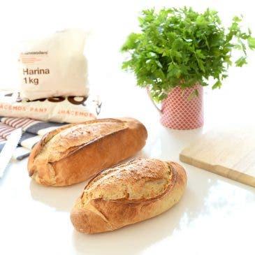 Pan de buttermilk