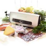 Envasadora al vacío, esta es de la firma FoodSaver®