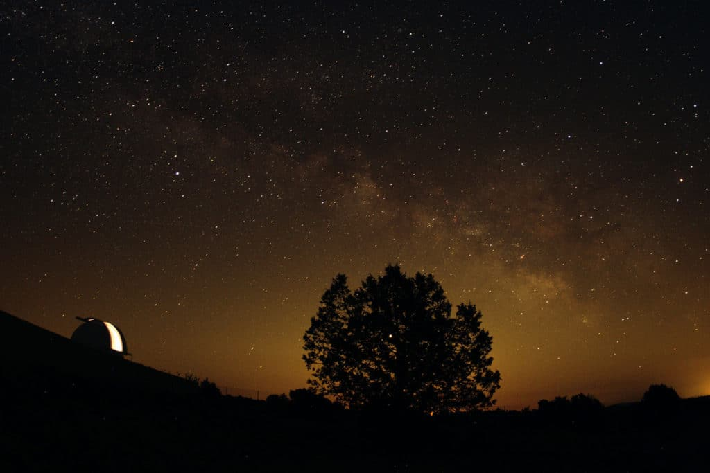 Starlight, una reserva del cielo