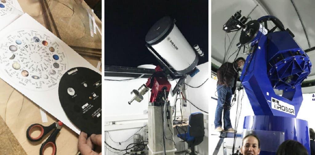 Telescopios Starlight