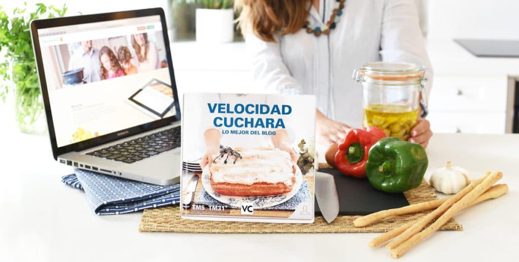 """Recetario de """"Velocidad Cuchara"""" en plataforma Cookidoo"""