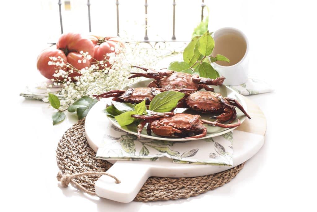 Nécoras a la sartén perfectamente listas y deliciosas