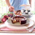 Tarta de moras, un pequeño y sabroso tesoro
